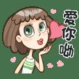 girl kiss kiss 1