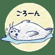 Wild animals illustrations in Hokkaido