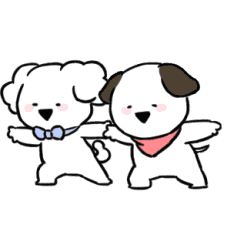 Extremely little Dogs Animated