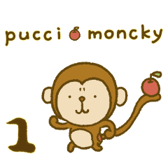 newest 290ff 3eaee monkey's Pucci 1 – LINE stickers | LINE STORE