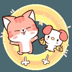 小紅貓恰恰2