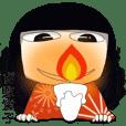 Zashiki warashi sticker4