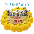 yuzu family stickers