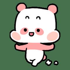 Hello! Panda ring