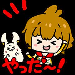 LastPeriod vol.3 animation sticker