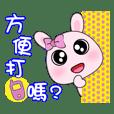 Bunnies - Pink