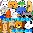 Axle Friends - Alphabet