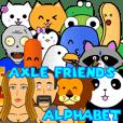 Axle Friends - Alphabet