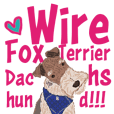 WireFoxTerrierMyFriends!Japanese version
