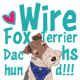 WireFoxTerrierMyFriends!English version