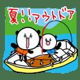 覚醒パンダ【アウトドア編】2