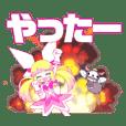 Seizeiganbare-Mahoushojo-Kurumi
