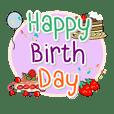 Happy Birth Day To U