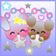 Rabbit and bear daily(Star Festival2)