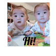 Yangyang Zeze's twins everyday
