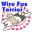 Wire Fox Terrier english Ver.