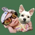 FUA's baby & Didi