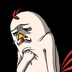 Super Dramatic Chicken (Pop...