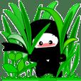 4忍者②【毎日使える忍者スタンプ】