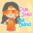 Punjabi Sardarni