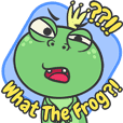 Oggy What The Frog (Animated)