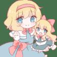 アリスと愉快な人形達(東方Project)