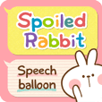 Spoiled Rabbit - Balloon Basic Set