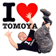 I LOVE TOMOYA