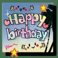 お誕生日おめでとう!セット