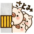 Idiot pig [Satomi]