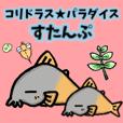 コリドラス★パラダイスすたんぷ