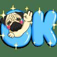 Papi Pug Animated 2