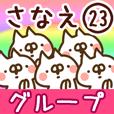 【さなえ】専用23<グループ>