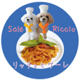 riccio&sale stickers