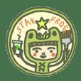 Star Frog ( Partner )