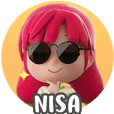 Stickernya Nisa