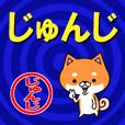 超★じゅんじ(ジュンジ)な柴イヌ