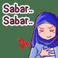 Euis Geulis Gadis Sunda Hijab Animasi 2