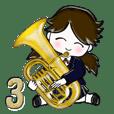 吹奏楽部(JC,JK)