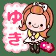 "Pretty Kazuko Chan""Yuki"""