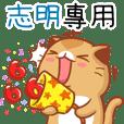 """Niu Niu Cat-""""JHIH MING"""""""