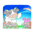 Of the moocow is daily life faintly