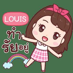 LOUIS answer e