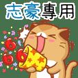 """Niu Niu Cat-""""ZHI HAO"""""""