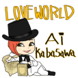 Ai kabasawa♥love world♥