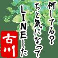 ★古川★動く川柳スタンプ