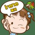Irene only