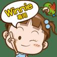Winnie only