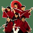 """The Samurai team """" IDEAL """" Episode 2"""