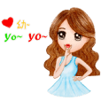 YoYo- mango princess 2